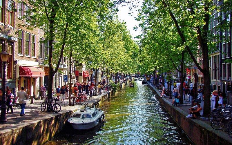 Интересные факты Амстердама