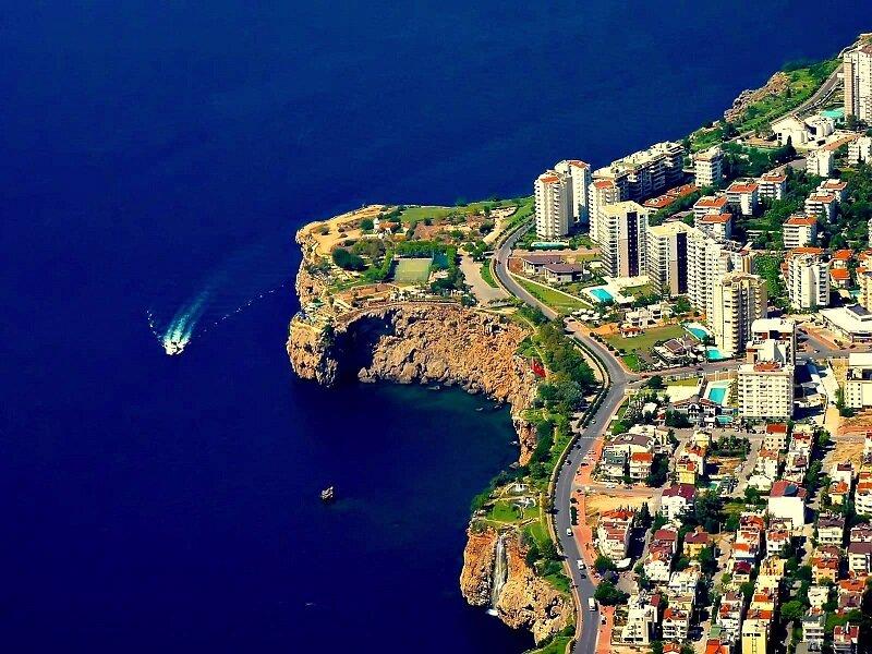 Анталия, курорт Турции
