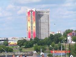 Отель Беларусь