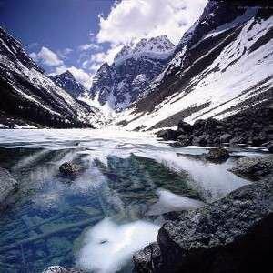 Горы Канады