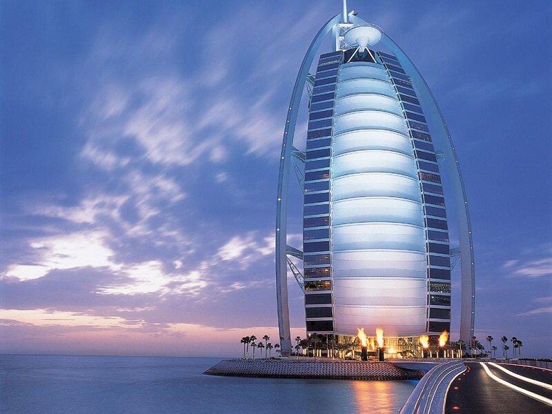 Достопримечательности Дубай