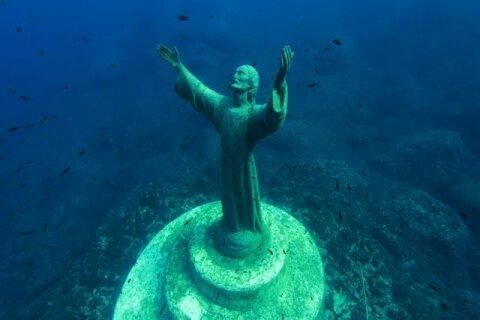 «Христос из бездны». Достопримечательность Генуи