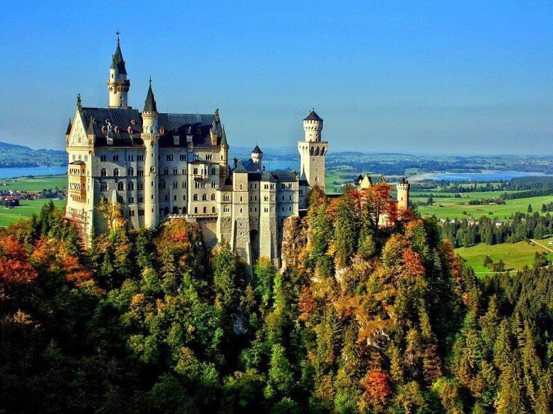 Достопримечательности Баварии
