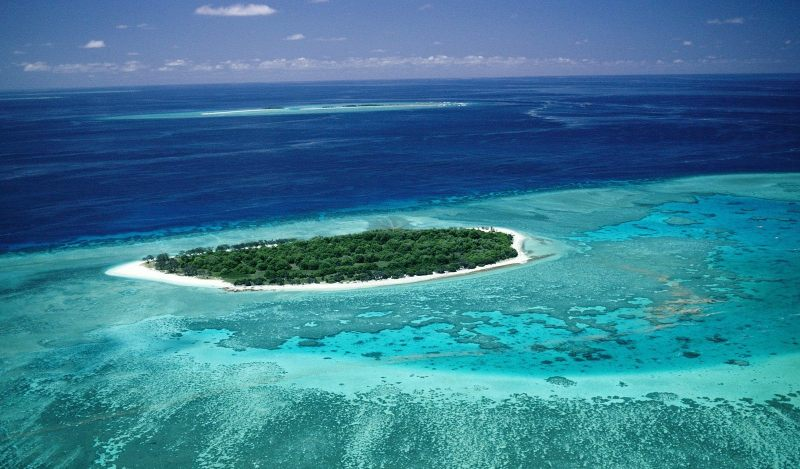 Большой Барьерный Риф - Great Barrier Reef, курорт Австралии