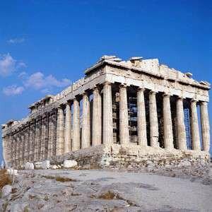 Фотографии достопримечательностей Греции