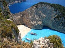 Греция горы