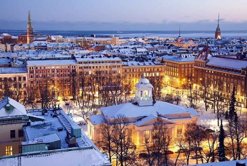 Интересные факты о Хельсинки