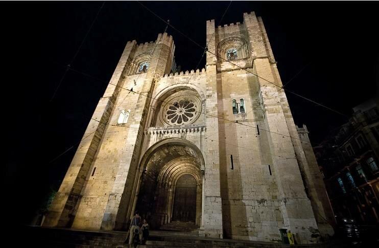 Кафедральный собор. Достопримечательности Лиссабона
