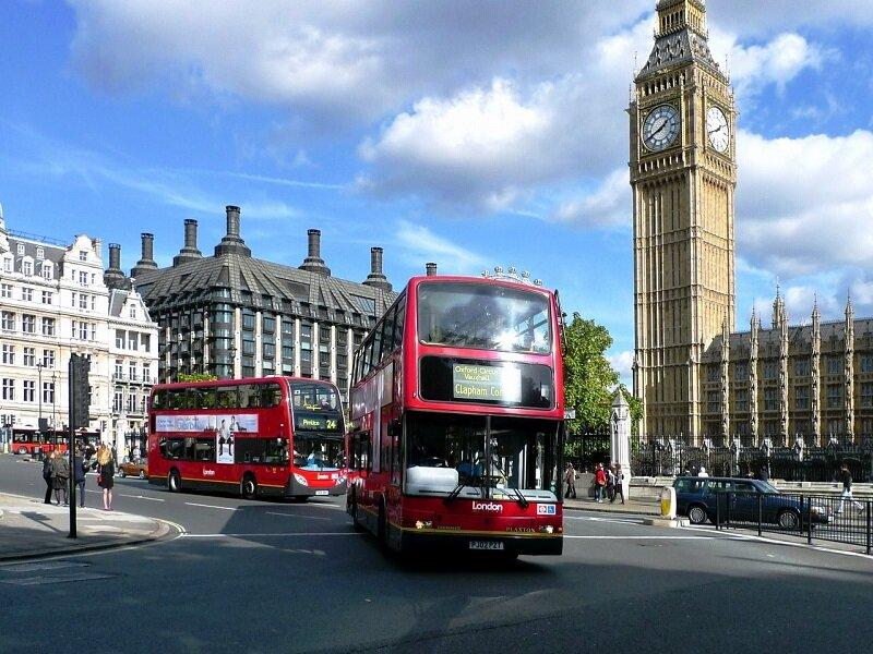 Интересные факты Лондона