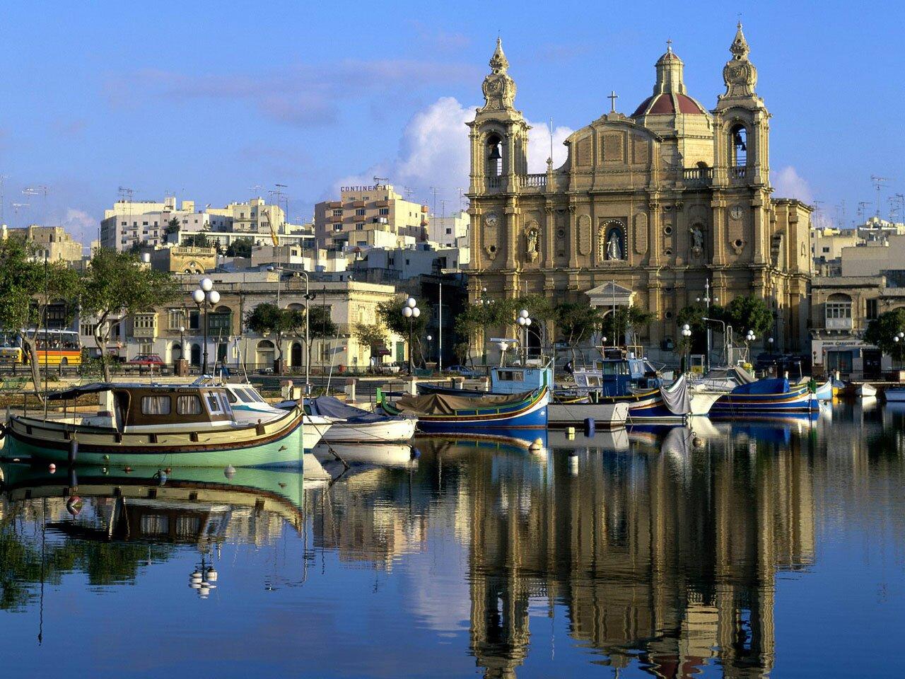 Мальта. Достопримечательности