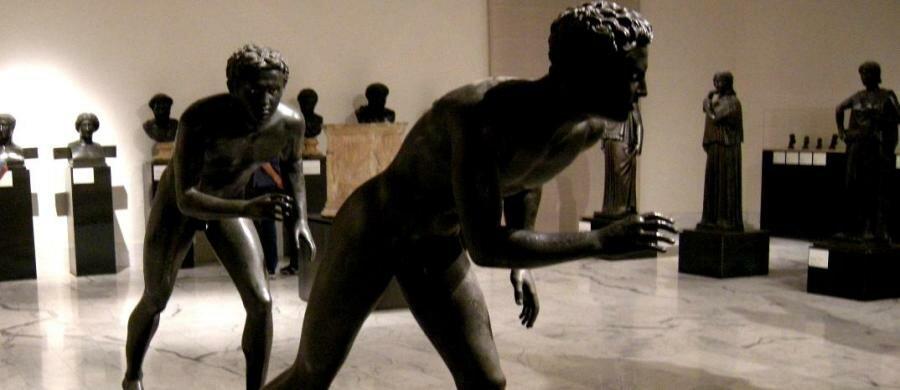 Национальный археологический музей. Достопримечательности Неаполя