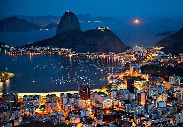 Курорт Рио-де-Жанейро