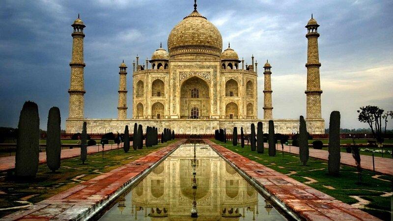 Тадж-Махал, курорт Индии
