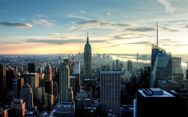 США. Нью-Йорк